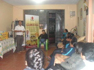 Capacitacion Gratuita DXN INTERNATIONAL en Chota Cajamarca (2)