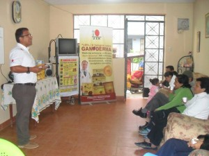 Capacitacion Gratuita DXN INTERNATIONAL en Chota Cajamarca (4)