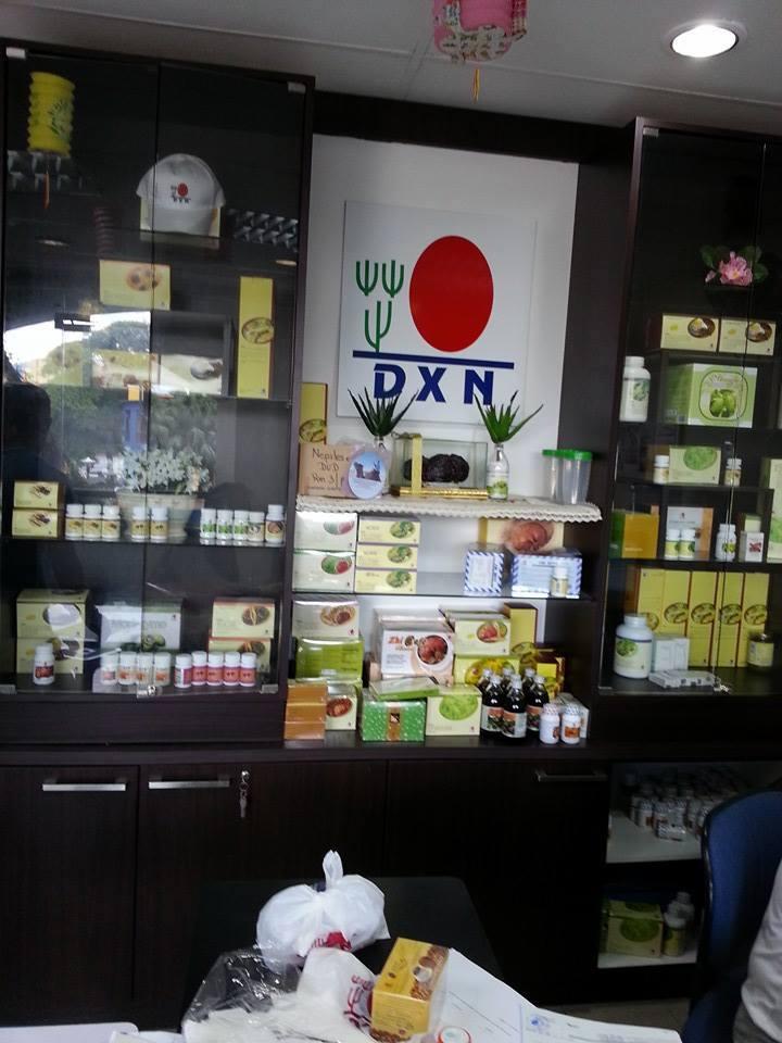 Nuevos Productos y Centros de Apoyo DXN INTERNATIONAL