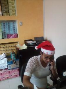 DXN-Ambiente de Navidad En Peru (1)