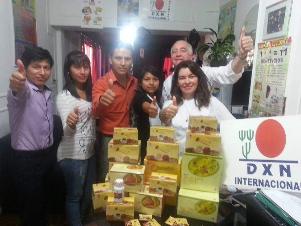 DXN Argentina Avanzando Hacia Sus Sueños