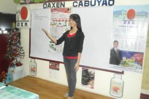 DXN Cabuyao formando líderes empresarios jóvenes y adultos (1)