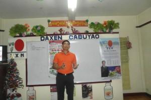 DXN Cabuyao formando líderes empresarios jóvenes y adultos (5)