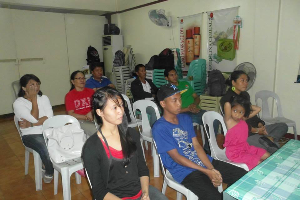 DXN Cabuyao formando líderes empresarios jóvenes y adultos