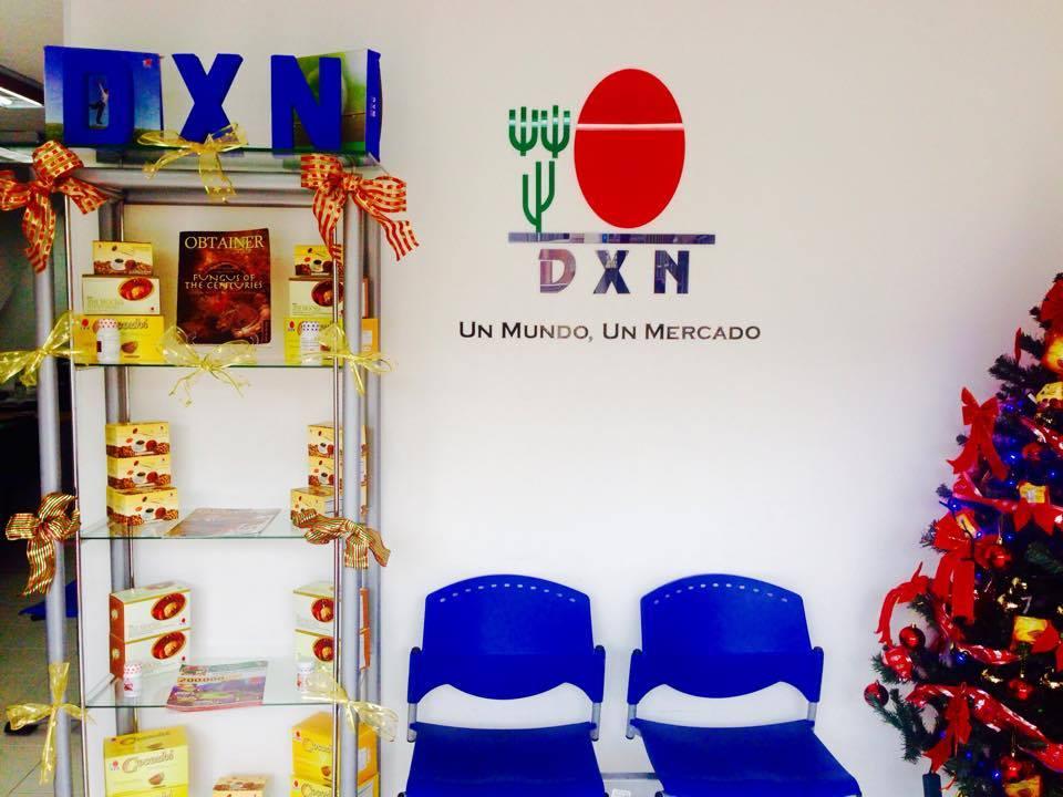 DXN Colombia Preparandose Para Navidad