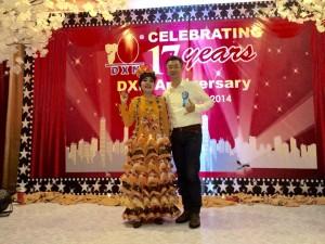 DXN Indonesia En Sus 17 Años de Aniversario (1)