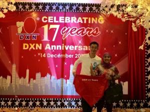 DXN Indonesia En Sus 17 Años de Aniversario (2)
