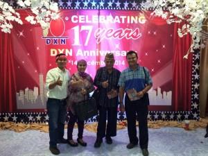 DXN Indonesia En Sus 17 Años de Aniversario (5)