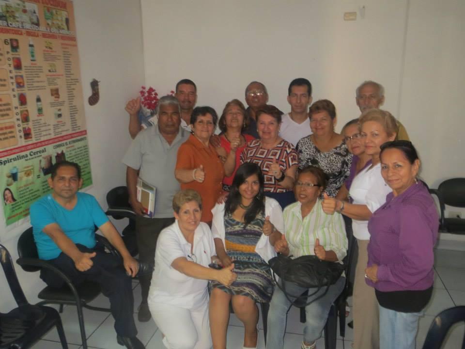 DXN International Ecuador Verdaderos Líderes Visionarios