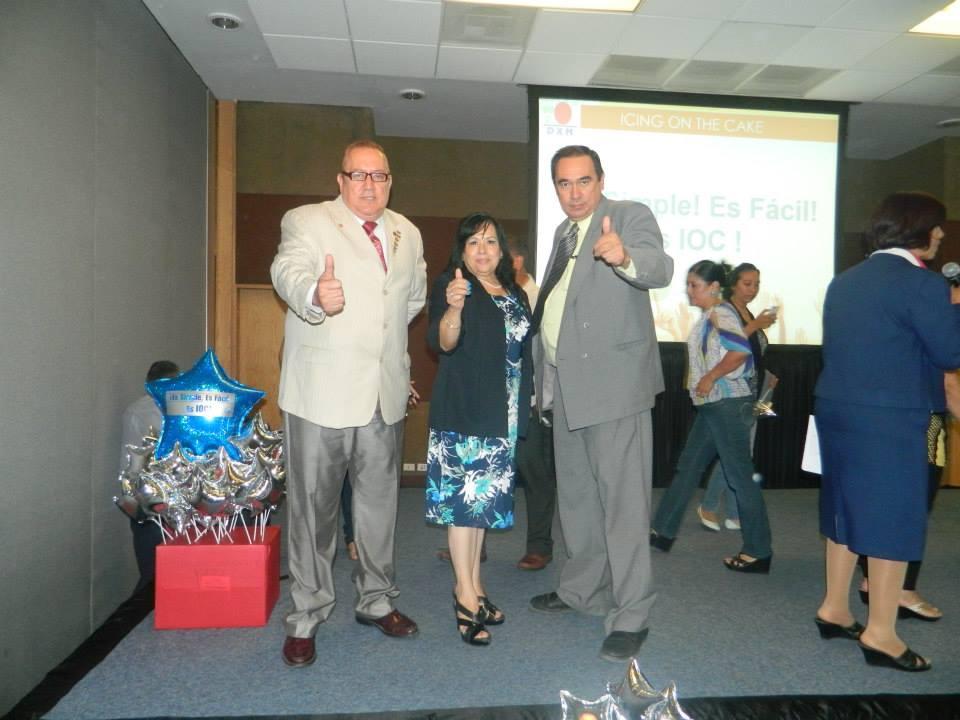 DXN Mexico Sigue Celebrando Su Planta Procesadora y Full Capacitacion