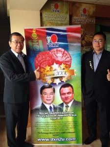 DXN Mongolia Avanzando En Constante Capacitacion (2)