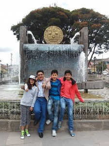 DXN Uniendo las familias de Bolivia y Perú (4)