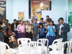 DXN Uniendo las familias de Bolivia y Perú (7)
