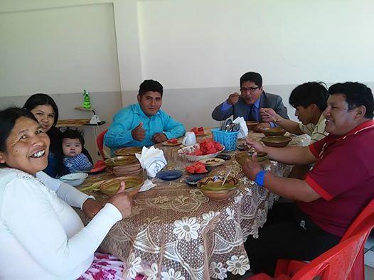 DXN Uniendo las familias de Bolivia y Perú