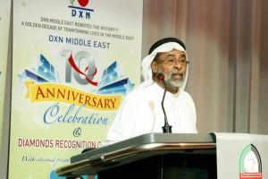 Dr Lim Reconociendo Líderes DXN (4)