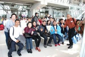 Líderes DXN Tailandia Disfrutando De Viaje Internacional (2)