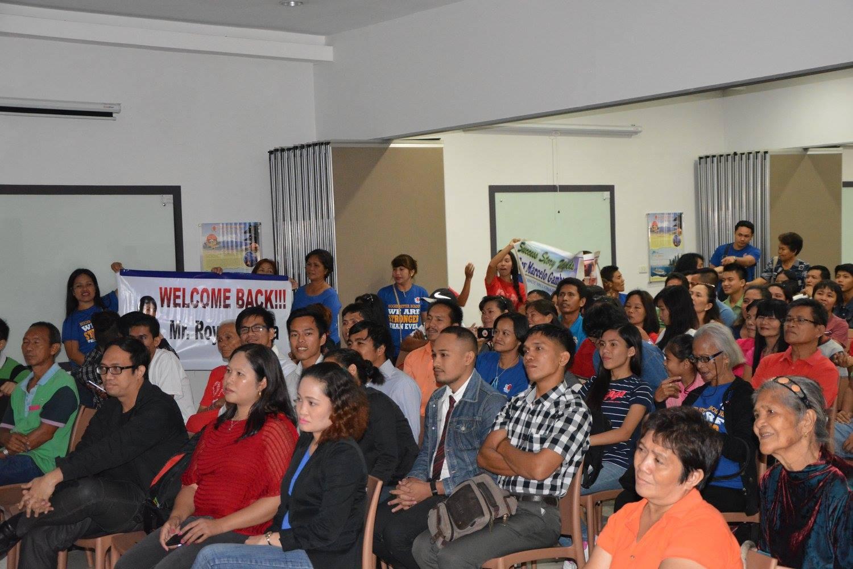 Lideres DXN En Filipinas En Capacitación