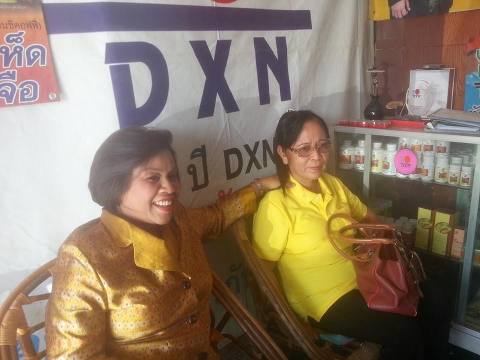 Nuevos Distribuidores DXN En Tailandia