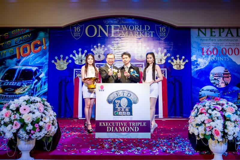 Reconocimiento De Éxitos En DXN International
