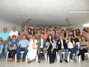DXN Colombia En Capacitación Con Un Gran Líder (6)