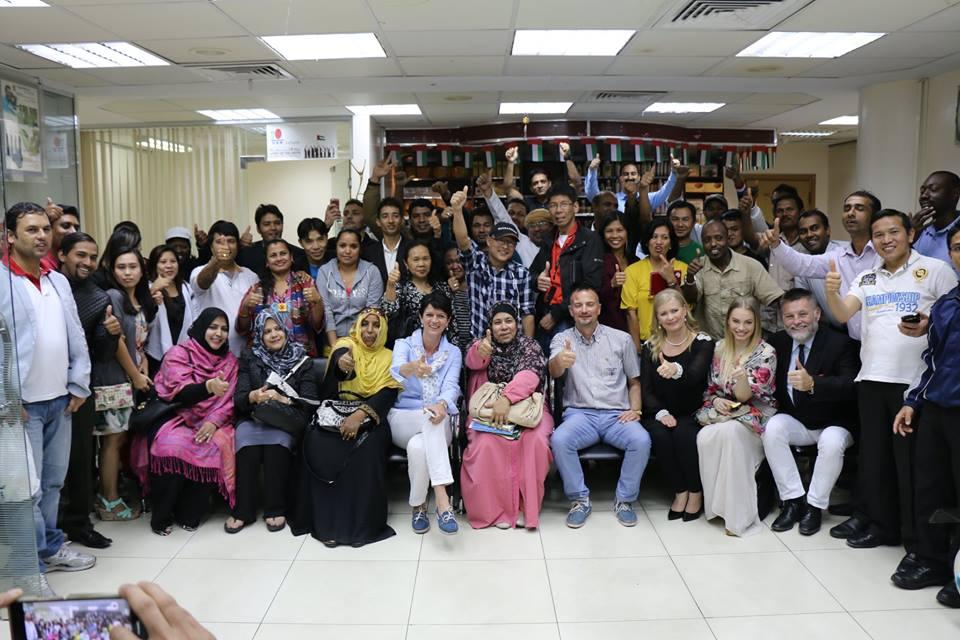 DXN Dubai En Permanente Capacitación