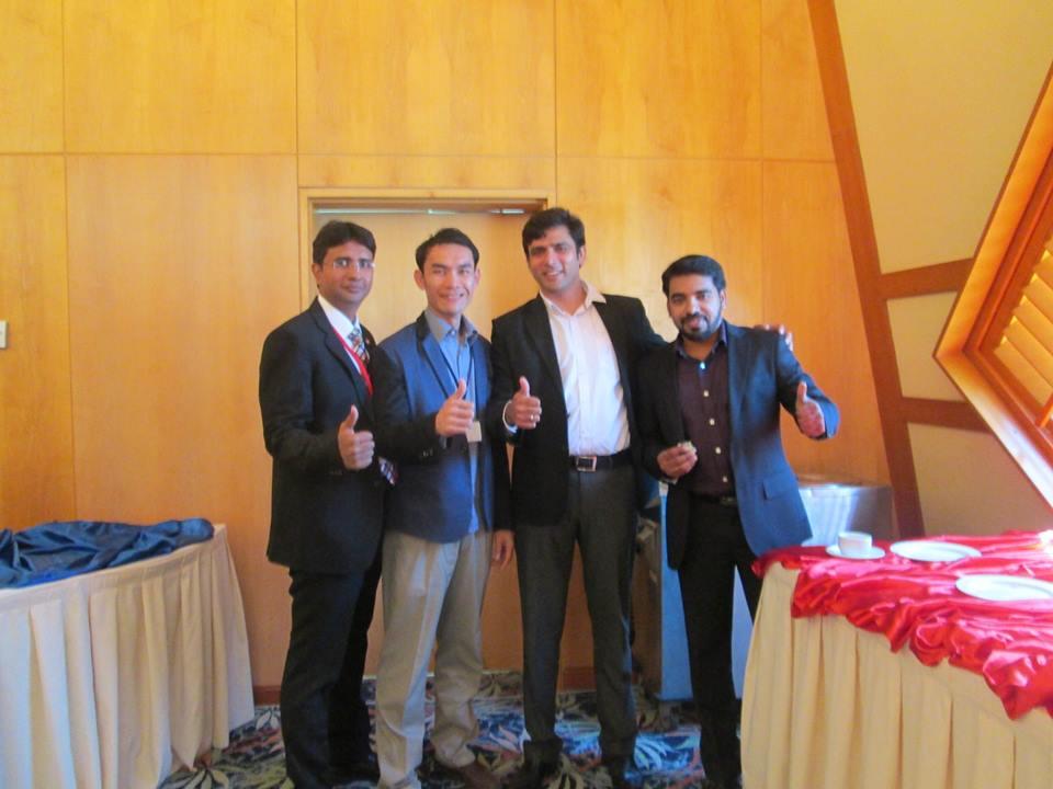 DXN International Creciendo En Los Países Arabes