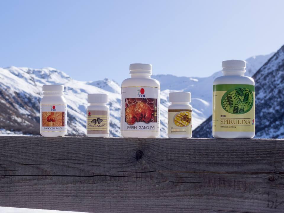 DXN International y Sus Productos Que Apoyan La Salud
