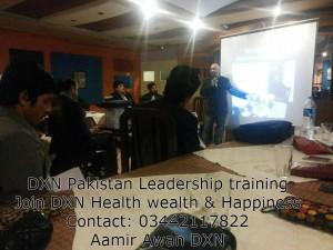 DXN Pakistan Promoviendo Los Productos de DXN International (4)