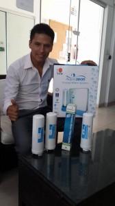DXN Purificando El Agua (2)