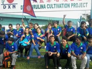 Líderes DXN International Visitando Malasia (2)