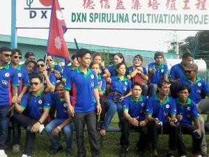 Líderes DXN International Visitando Malasia (4)