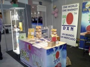 Promoviendo Profesionalmente DXN International En España (3)