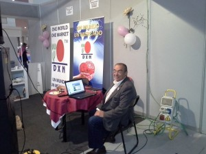 Promoviendo Profesionalmente DXN International En España (4)