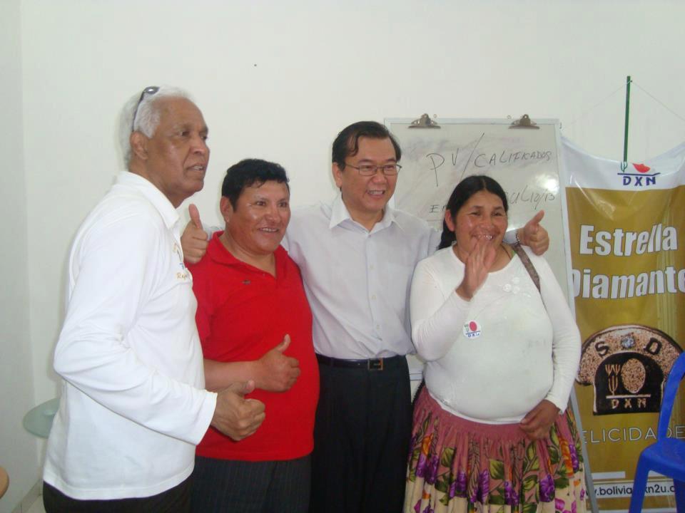 DXN Bolivia Siempre En Avance Con DXN