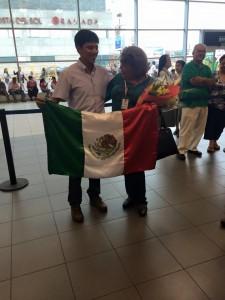 Líder DXN Mexicana Bienvenida A Perú (2)