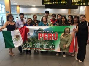 Líder DXN Mexicana Bienvenida A Perú (4)