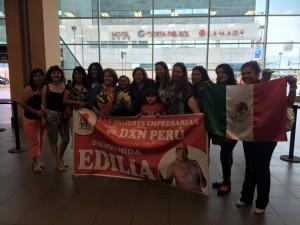 Líder DXN Mexicana Bienvenida A Perú (5)