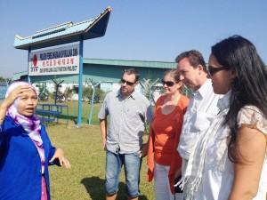 Líderes DXN International De Visita A Malasia (2)
