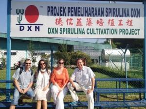 Líderes DXN International De Visita A Malasia (6)