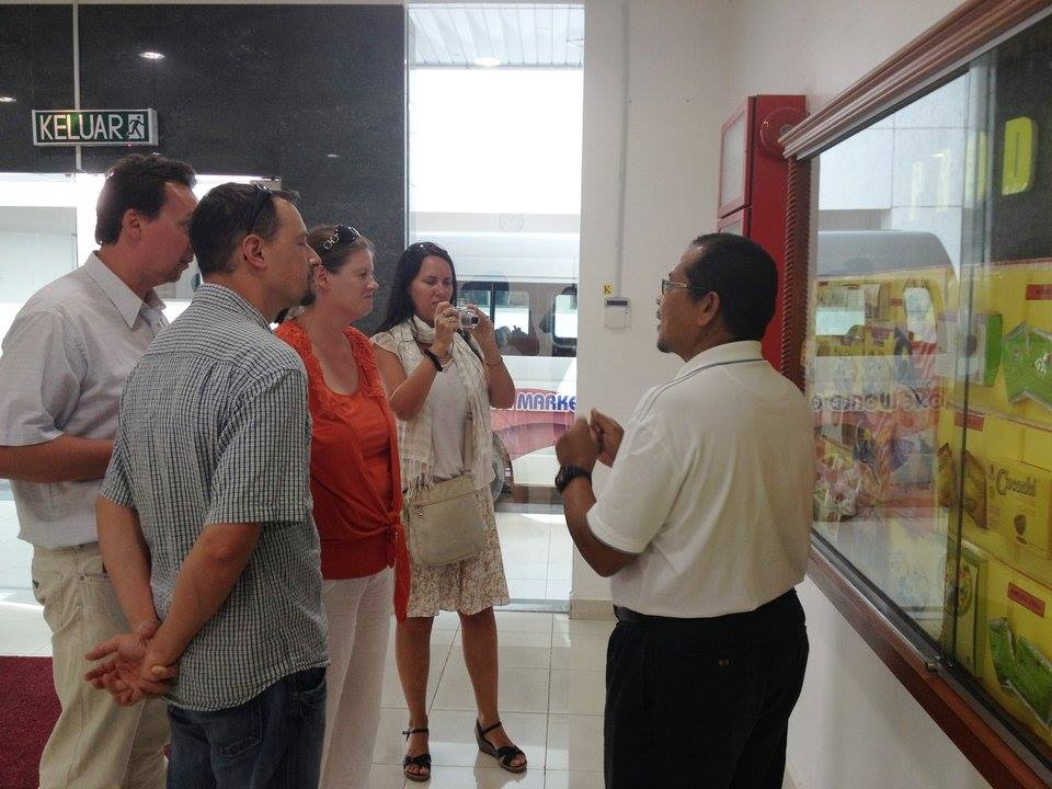 Líderes DXN International De Visita A Malasia