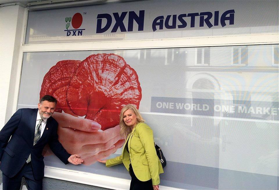 DXN Austria Ejemplo De Esfuerzo