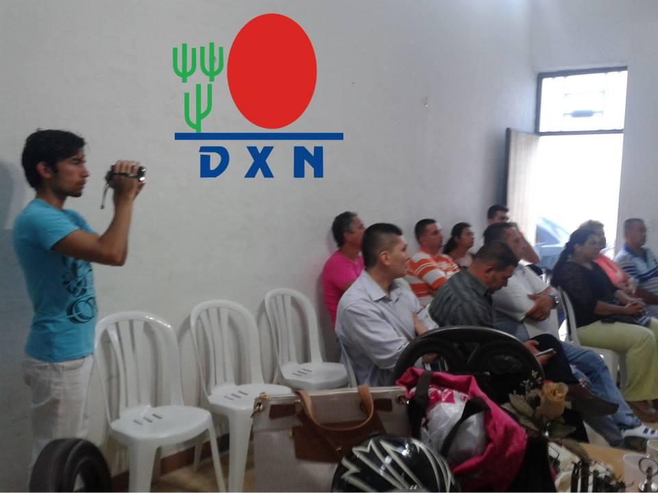 DXN Cali Pioneros Que Construyen Sus Redes
