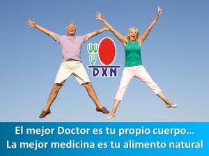 DXN International Salud Natural Para El Mundo Entero (1)