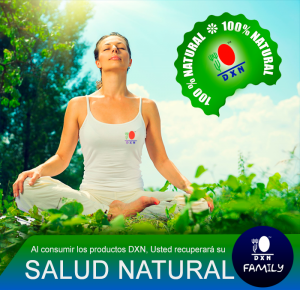 DXN International Salud Natural Para El Mundo Entero (5)