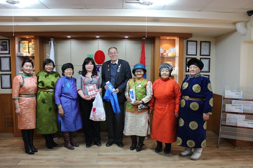 DXN Mongolia Siguiendo Su Historia Con DXN