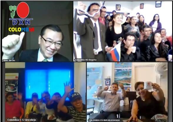 Excelente Conferencia Online Con Dr.Lim Siow Jin