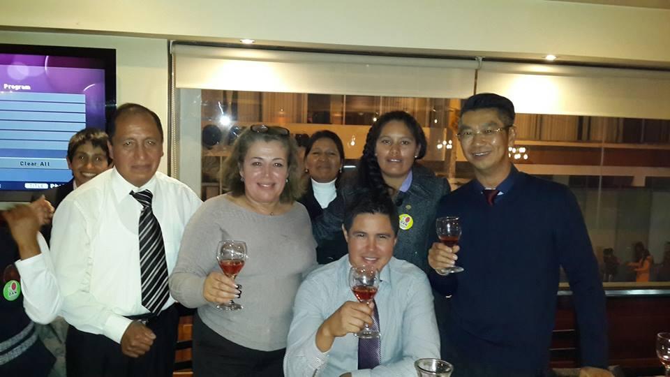 DXN Líderes Internacionales De Visita Por Perú