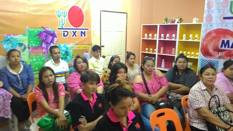 DXN Tailandia Comprometidos Con El Avance