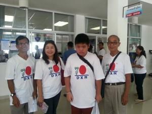 DXN Tailandia Visitando Malasia (2)