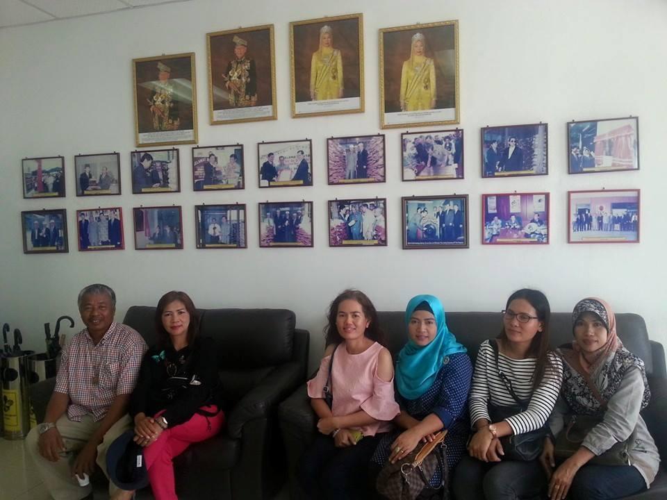 DXN Tailandia Visitando Malasia